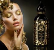 13736797 – golden makeup  luxury fashion girl portrait