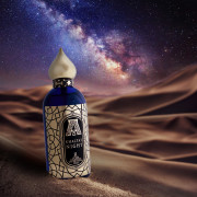 15528023 – aladdin magic lamp on a desert