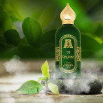 64651511 – close up view of spa theme objects on natural background